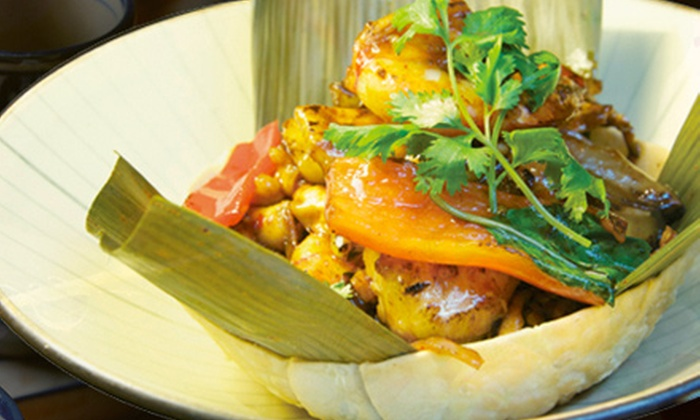 Ten Asian Bistro - Post Road North: Sushi and Asian Lunch or Dinner at Ten Asian Bistro (Half Off)