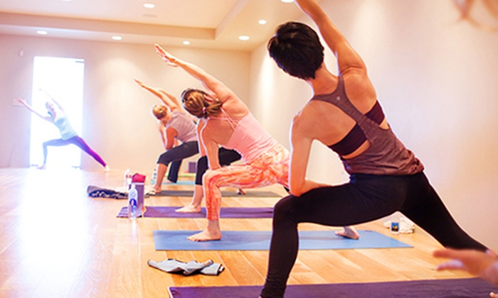 Soul Yoga - Central Oklahoma City: 5 or 10 Hot-Yoga Classes or One Year of Unlimited Classes at Soul Yoga (Up to 55% Off)