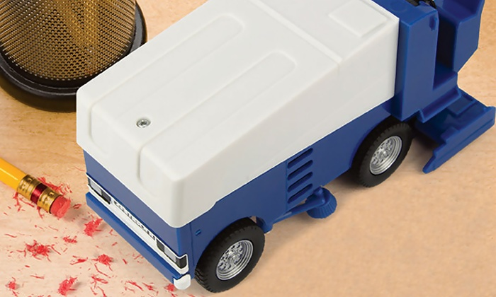 Zamboni Desk Vacuum Groupon Goods