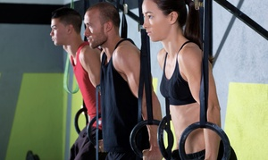CrossFit Live!: One Month of Unlimited CrossFit, 10 Introductory OnRamp Classes, or Both at CrossFit Live (Up to 75% Off)