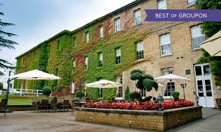 Windsor: 1 Night for Two with Breakfast; with Option for 2-Course Dinner at 4* De Vere Beaumont Estate Hotel