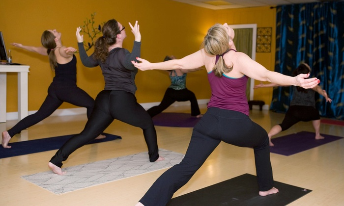 Advanced Health Massage and Yoga - Billerica: Yoga Classes or Custom Therapy with Consult at Advanced Health Massage and Yoga (Up to 65% Off). Five Options.
