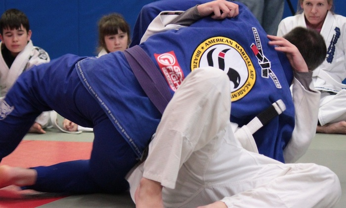 American Martial Art Academy - D'Iberville: Four Weeks of Unlimited Martial Arts Classes at American Martial Art Academy  (40% Off)