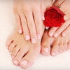 Up to 51% Off Mani-Pedis on a Massage Chair