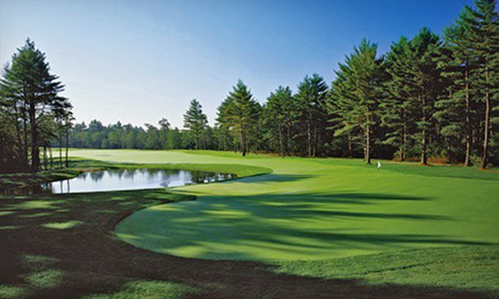 Pinehills Golf Club - Plymouth: $69 for 18-Hole Round of Golf Including Cart and Range Balls at Pinehills Golf Club (Up to $110 Value)