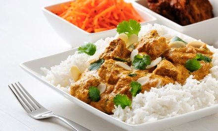 Indian and Pakistani Food at Punjabi Hut (55% Off)
