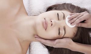 Tulsi Salon: One or Three Customized Facials Tulsi Salon (Up to 57% Off)