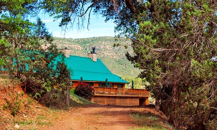 2-Night Stay for Up to Four at Cherry Creek Lodge in Young, AZ. Combine Multiple Nights.