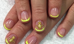 Art of Nails: Up to 58% Off mani-pedi at Art of Nails