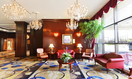Stay with Optional Dining Credit at McKinley Grand Hotel in Canton, OH. Dates Available into July.
