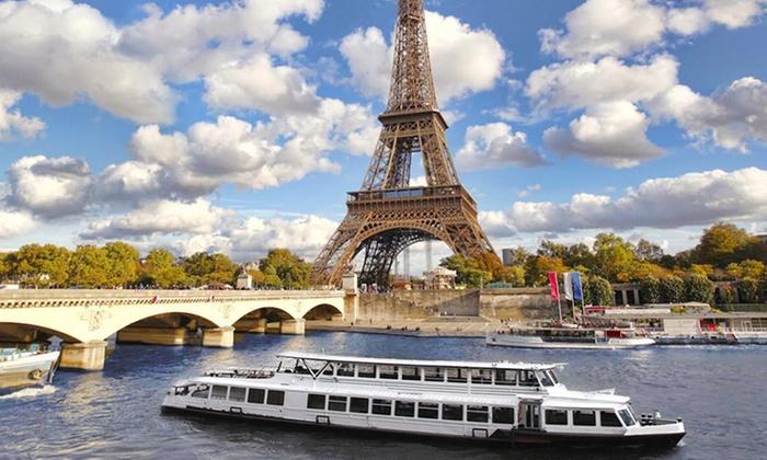 Groupon Paris Tour Eiffel