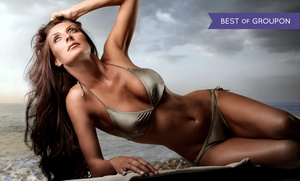 Solar Dimensions: $13 for $30 Worth of Spray and UV Tanning and Aesthetic Packages and Memberships at Solar Dimension