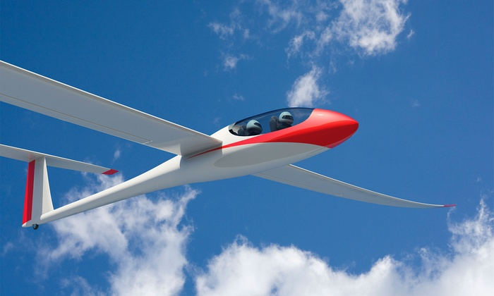 Sky Soaring Glider Club - Hampshire, IL: $149 for Glider Flight at 3,000ft with 1-Hour Ground Instruction at Sky Soaring Glider Club ($299 Value)
