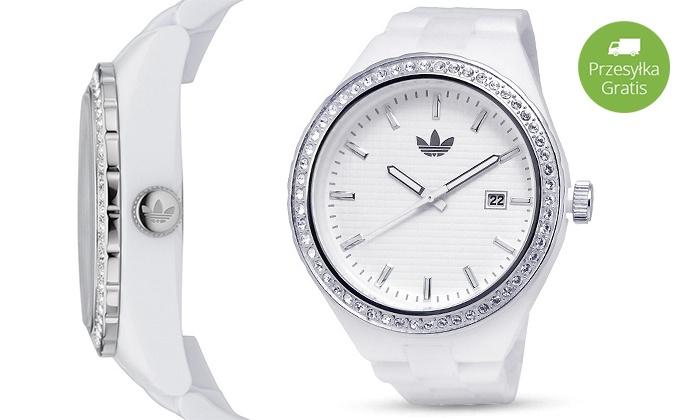 9370e1f357e0e Zegarek damski Adidas Original | Groupon