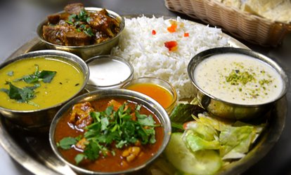 Authentic Himalayan Cuisine at Gurkha Himalayan Kitchen (Up to 42% Off). Two Options Available.