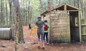 Wilderness Escape: CC$45 for Outdoor Escape Challenge for Two at Wilderness Escape (CC$89.58 Value)