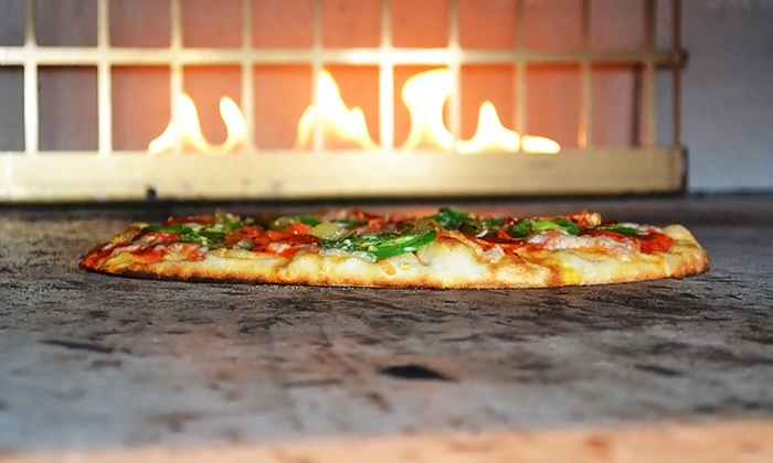 PieAwesome Pizzeria - North Hollywood: Pizza at PieAwesome Pizzeria (Up to 44% Off). Two Options Available.