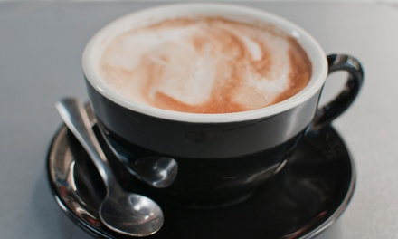 $18 for Three Groupons, Good for $10 Worth of Drinks at The Grind Coffee House & Roaster ($30 Value)