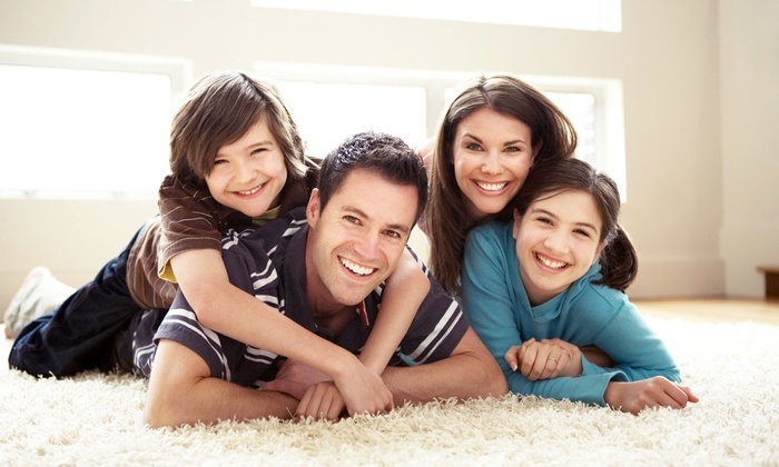 California Steemers - San Diego: Carpet Cleaning for Three or Five Rooms and a Hallway from California Steemers (Up to 58% Off)