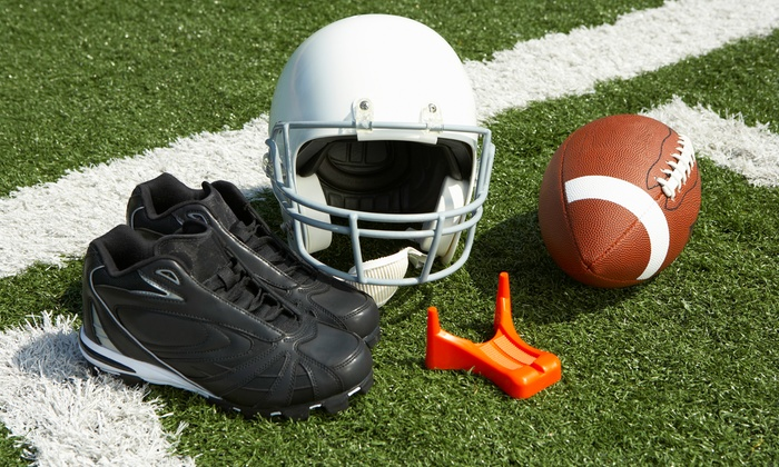 Meridian Fitness Llc - Rochester Hills: $25 for $45 Worth of Football — Athletic Training at Meridian Fitness