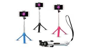 3-in-1 Selfie Sticks