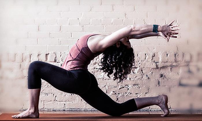 Shiva Shakti Yoga Center - South Side: 10 or 15 Yoga Classes at Shiva Shakti Yoga Center in Waltham (Up to 63% Off)