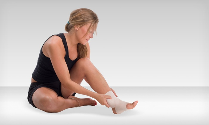 Stretchy Ankle Therapy Supporter: Stretchy Ankle Therapy Supporter