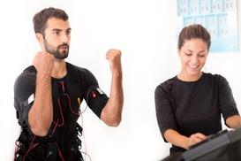 Hey Personal Training: 2x, 4x oder 6x Personal-EMS-Einheit à 20 Minuten inkl. eigenen Trainers bei Hey Personal Training (bis zu 83% sparen*)