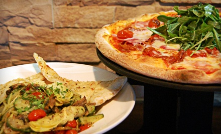 Italian Cuisine for Two or Four at Tartini Pizzeria & Spaghetteria (Half Off)