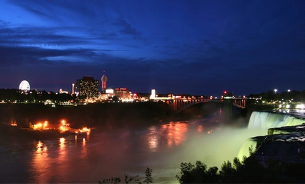 Groupon Deal: Stay with Dining Credits and Slot-Play Casino Credit at Best Western Fallsview in Niagara Falls, ON