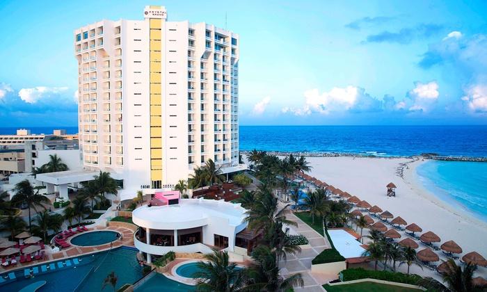 4-Star Luxury Beach Resort in Cancún