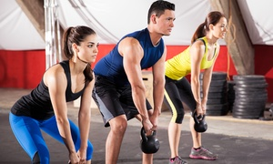 Crossfit Desert Wolf: One Month of CrossFit Classes or Three Private Classes at Crossfit Desert Wolf (Up to 65% Off)