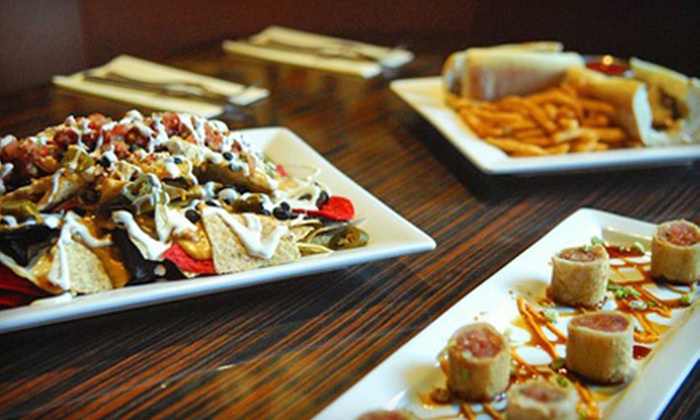 Landmark Americana - West Chester: $20 for $40 Worth of Upscale Bar Food at Landmark Americana