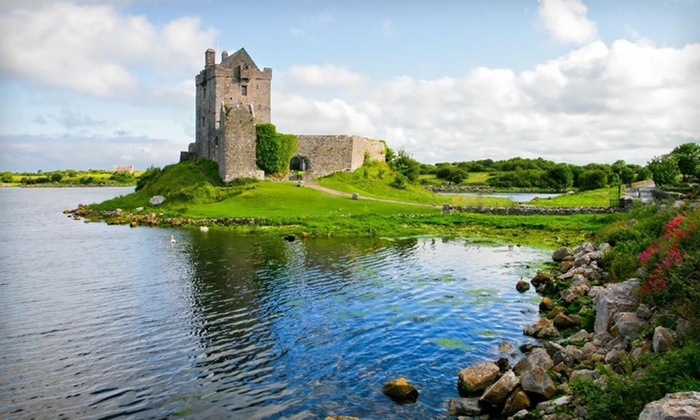 Ireland Bed & Breakfast Vacation with Airfare - England and Ireland: 8-Day Ireland Vacation from Great Value Vacations with Airfare and Rental Car. Price/person Based on Double Occupancy.