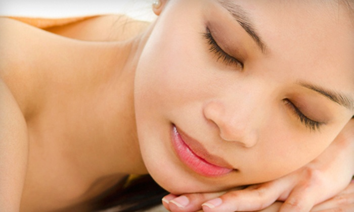 Halisi Day Spa & Salon - Lower Roxbury: Facial, Swedish Massage, or Both, or a One-Hour Reiki Session with Body Wrap at Halisi Day Spa & Salon (Up to 58% Off)