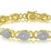 Diamond Accent Bracelet by Brilliant Diamond