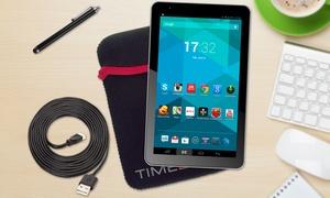 "9"" Quad Core Tablet + Accessories"