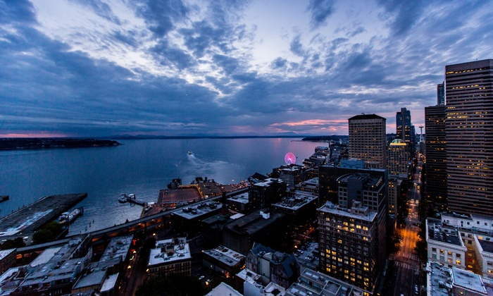 Smith Tower Observatory in - Seattle, WA | Groupon