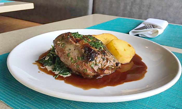 Boulevard Bistro - Sugar House: $12for $20 Worth of American Food and Drinks at Boulevard Bistro