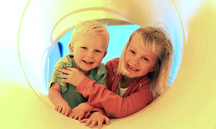 Gymboree Play & Music - Northview: $25 for Five Drop-In Classes or Open-Play Session at  Gymboree Play & Music ($100 Value)