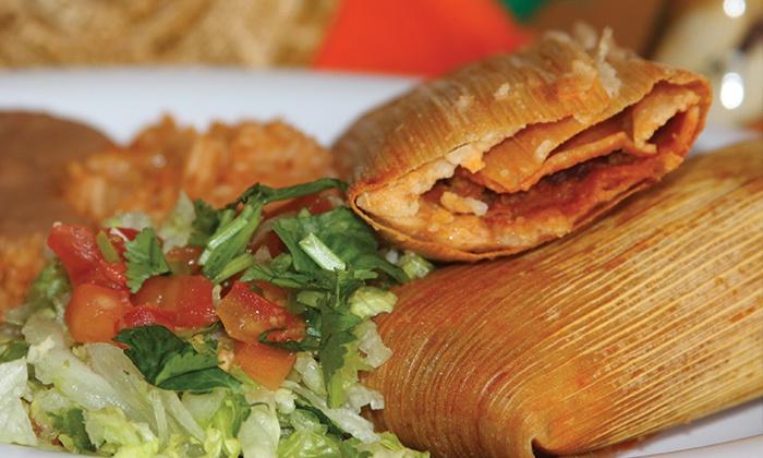 El Burrito Mercado - Concord-Robert: Deli, Butcher, Bakery, and Grocery Items or Catering at El Burrito Mercado (Up to 41% Off)