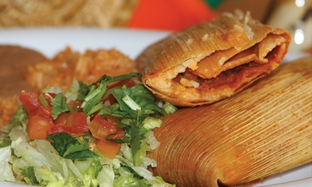 Deli, Butcher, Bakery, and Grocery Items or Catering at El Burrito Mercado (Up to 41% Off)