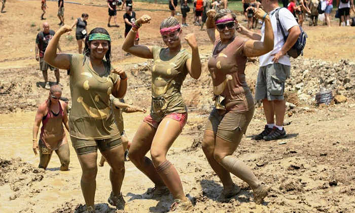 The National MudRunners Association  - Filthy Nation: 5K Mud Run for One, Two, or Four from The National MudRunners Association on Saturday, March 22 (Up to 57% Off)