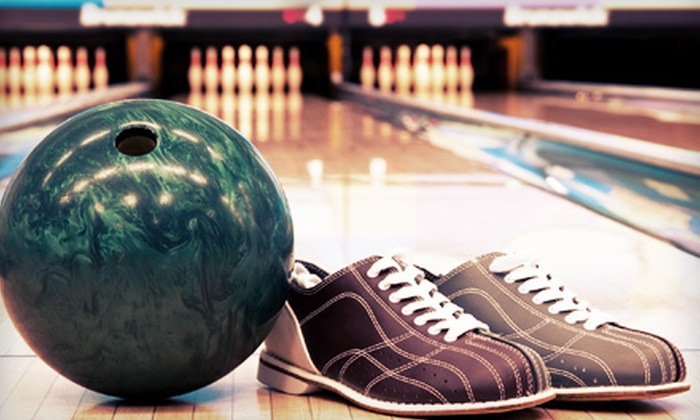 Glenfair Lanes - Glendale: Two Hours of Bowling with Shoe Rental for Two or Four at Glenfair Lanes in Glendale (Up to 78% Off)