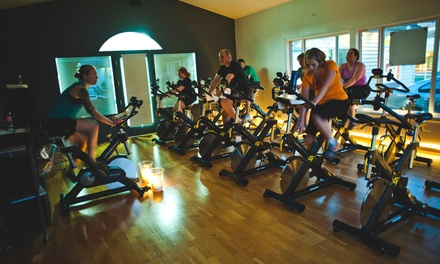 Five Spinning Classes or One Month of Unlimited Spinning Classes at Honest Personal Training (Up to 76% Off)