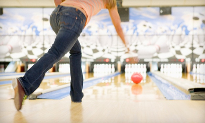 Roseland Lanes - Oakwood Village: Bowling and Cosmic Bowling Packages with Shoes and Soda for Up to Six at Roseland Lanes in Oakwood Village (Up to 65% Off)