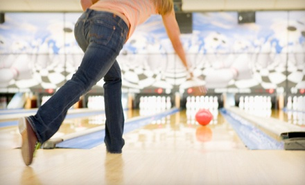 Bowling Package for 2 - Roseland Lanes in Oakwood Village
