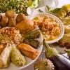 Menu tipico libanese a Mestre