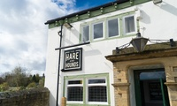 Seven-Course Taster Menu for Up to Ten at The Hare and Hounds (Up to 54% Off)