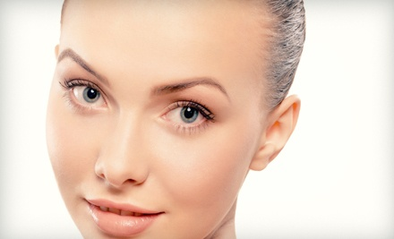 Choice of Signature or The Max Facial  - Complexion Perfection in Newton